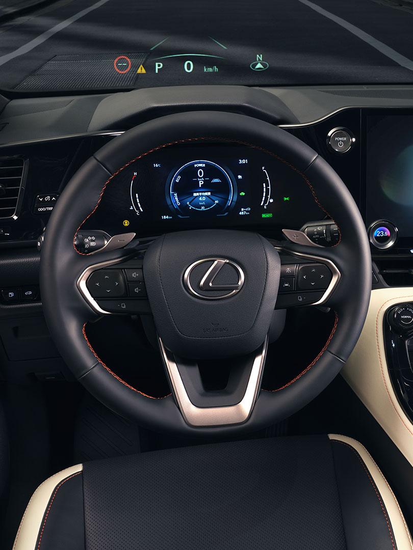 Parallax Image 3 The Lexus Driving Signature