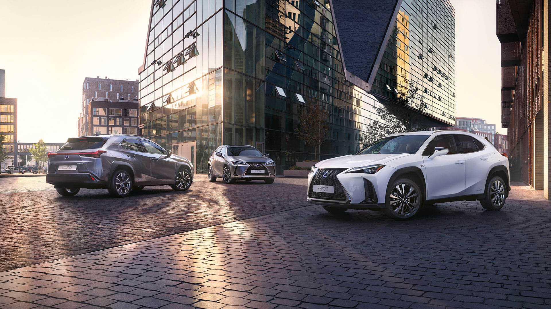 Lexus UX Cars