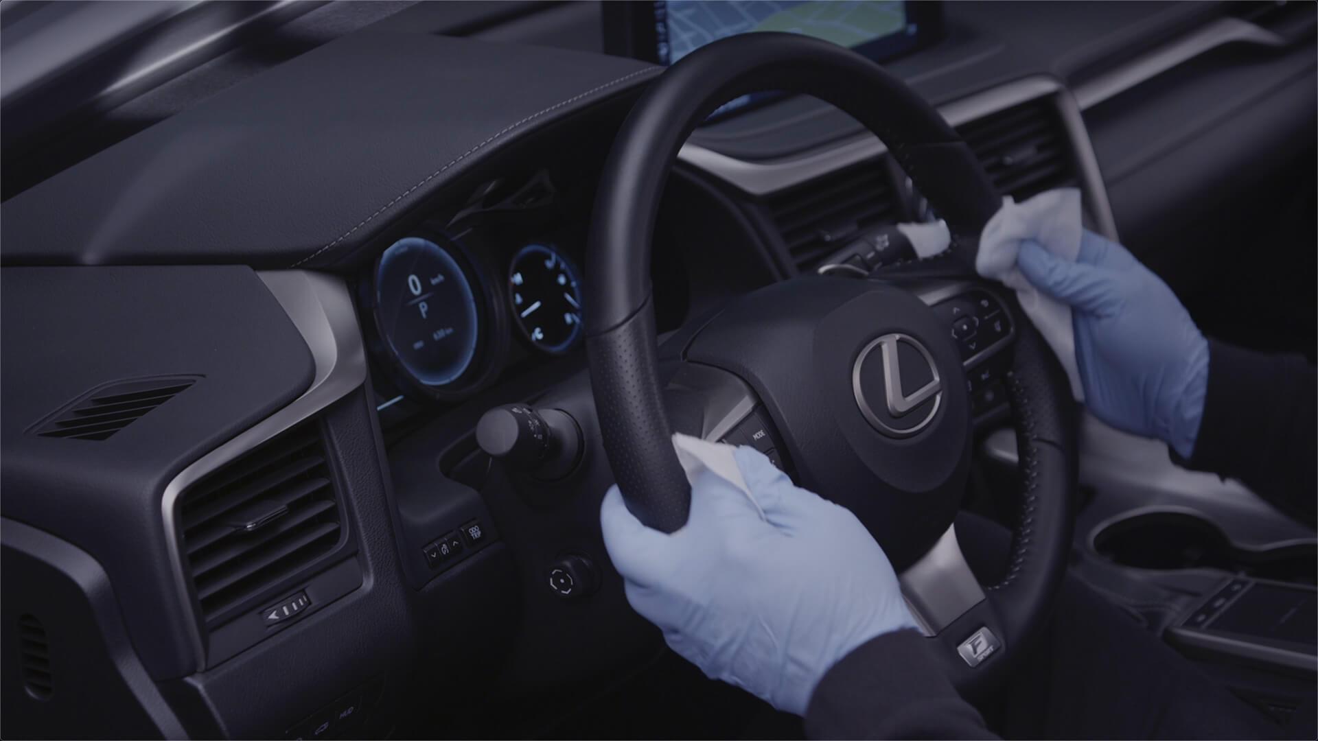 car models sanitise your lexus hero