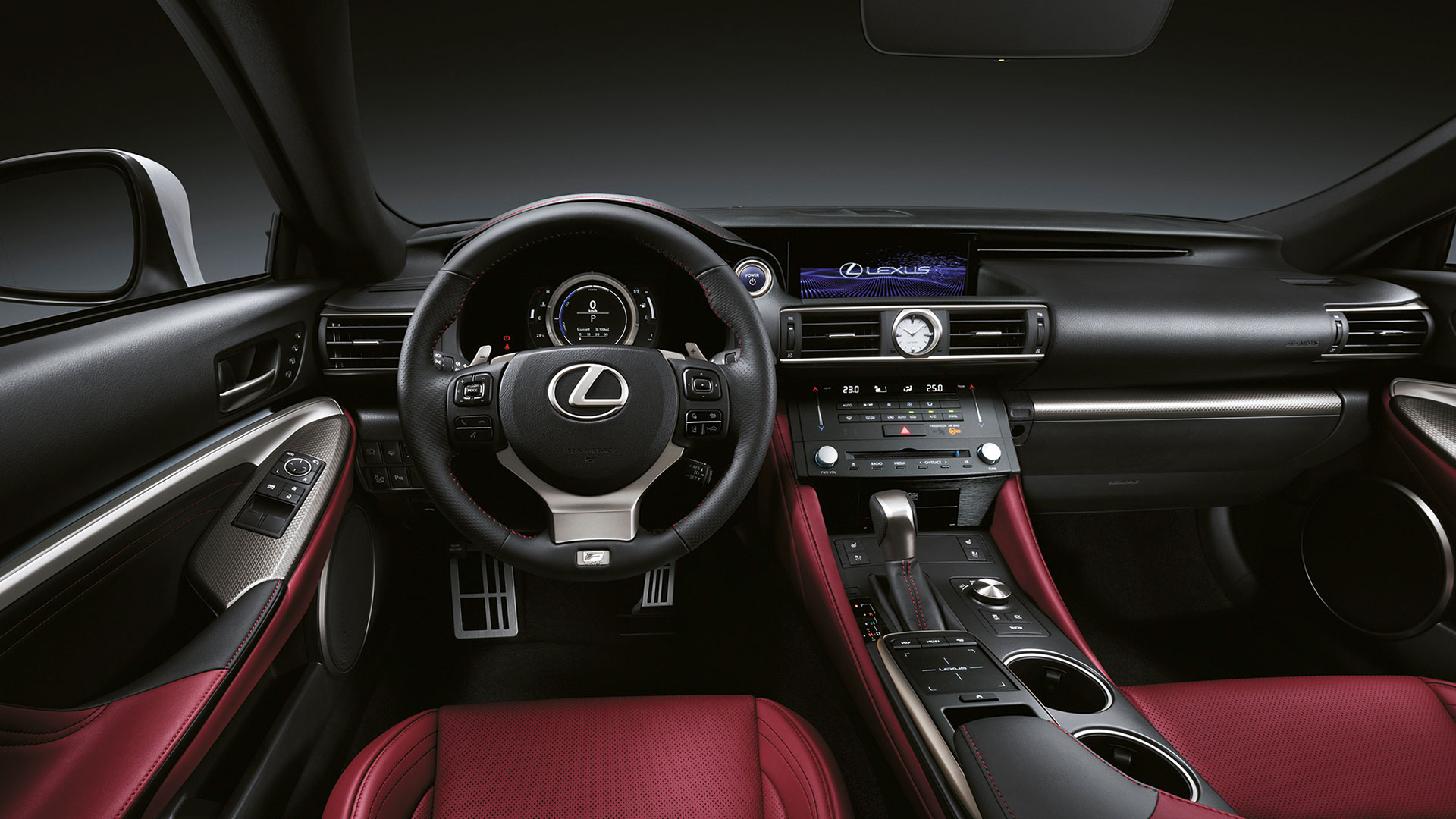 2017 lexus rc gallery 002 interior