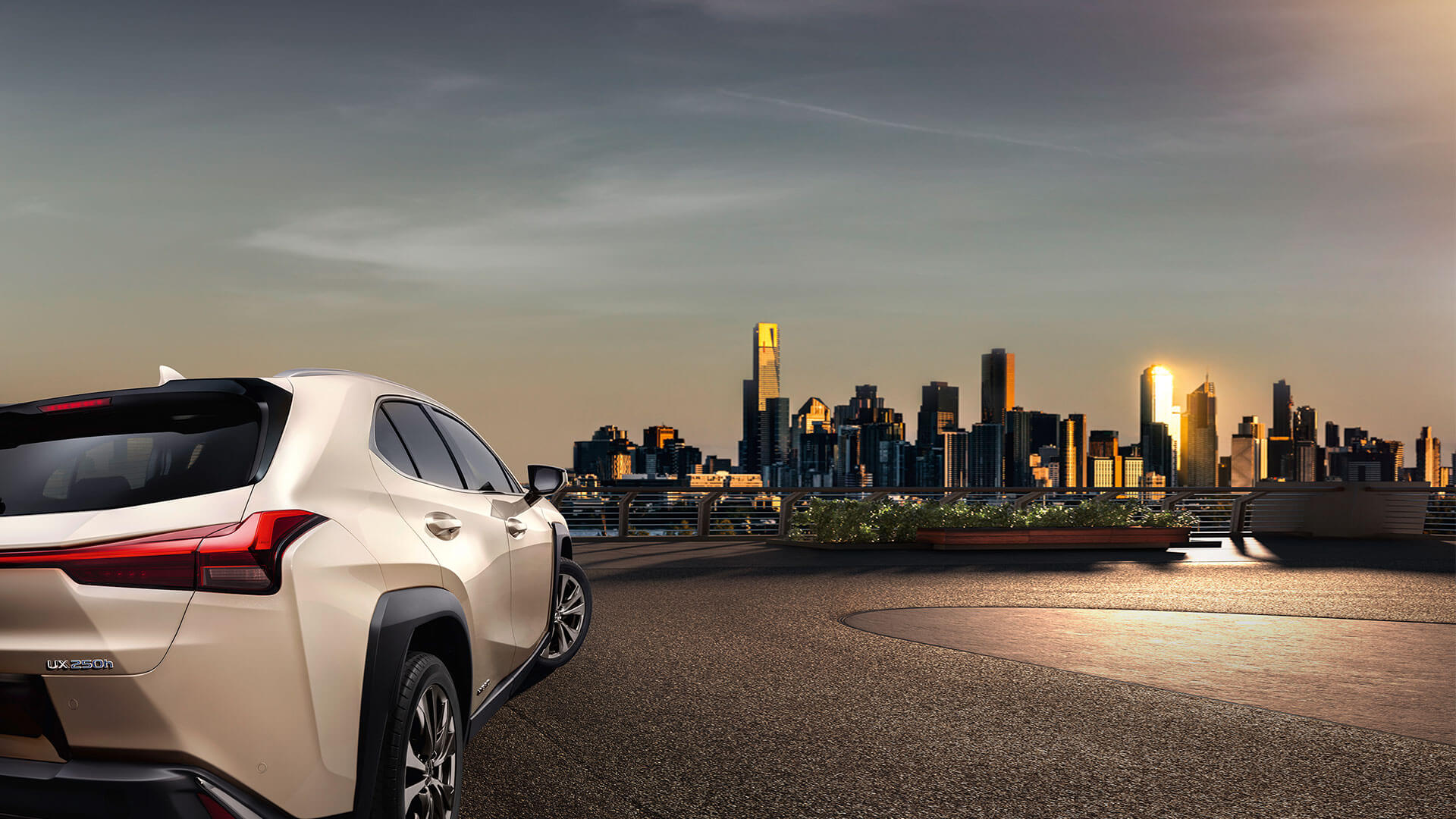 2019 lexus ux presales key features