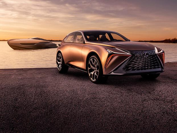 2019 lexus discover concept cars