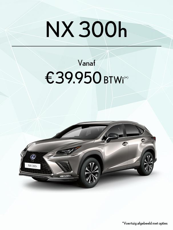 NX SUV image