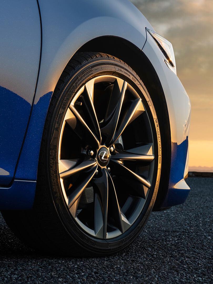Parallax Image 3 Newly designed wheels