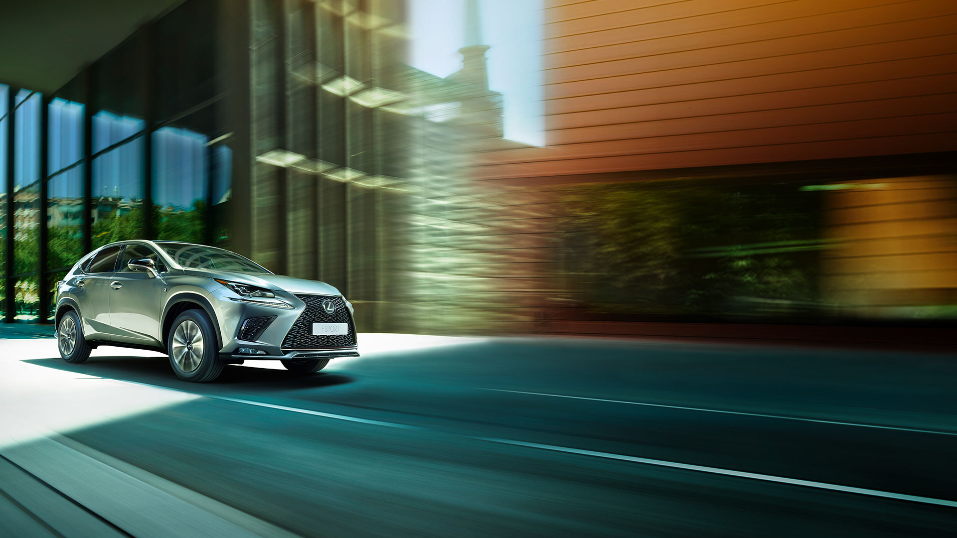 2018 lexus nx 300 f sport key features