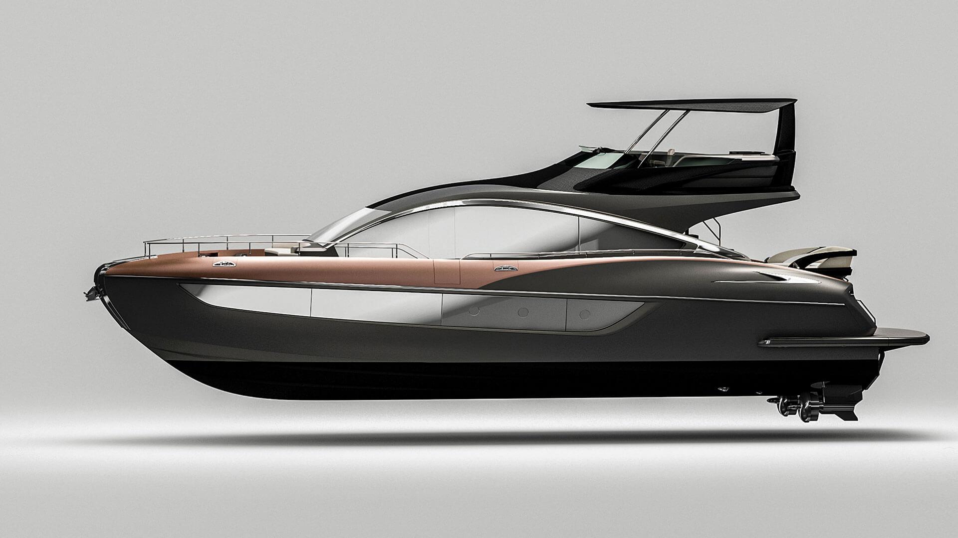 2019 lexus ly 650 luxury yacht gallery 11