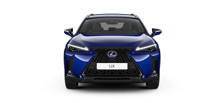 UX front