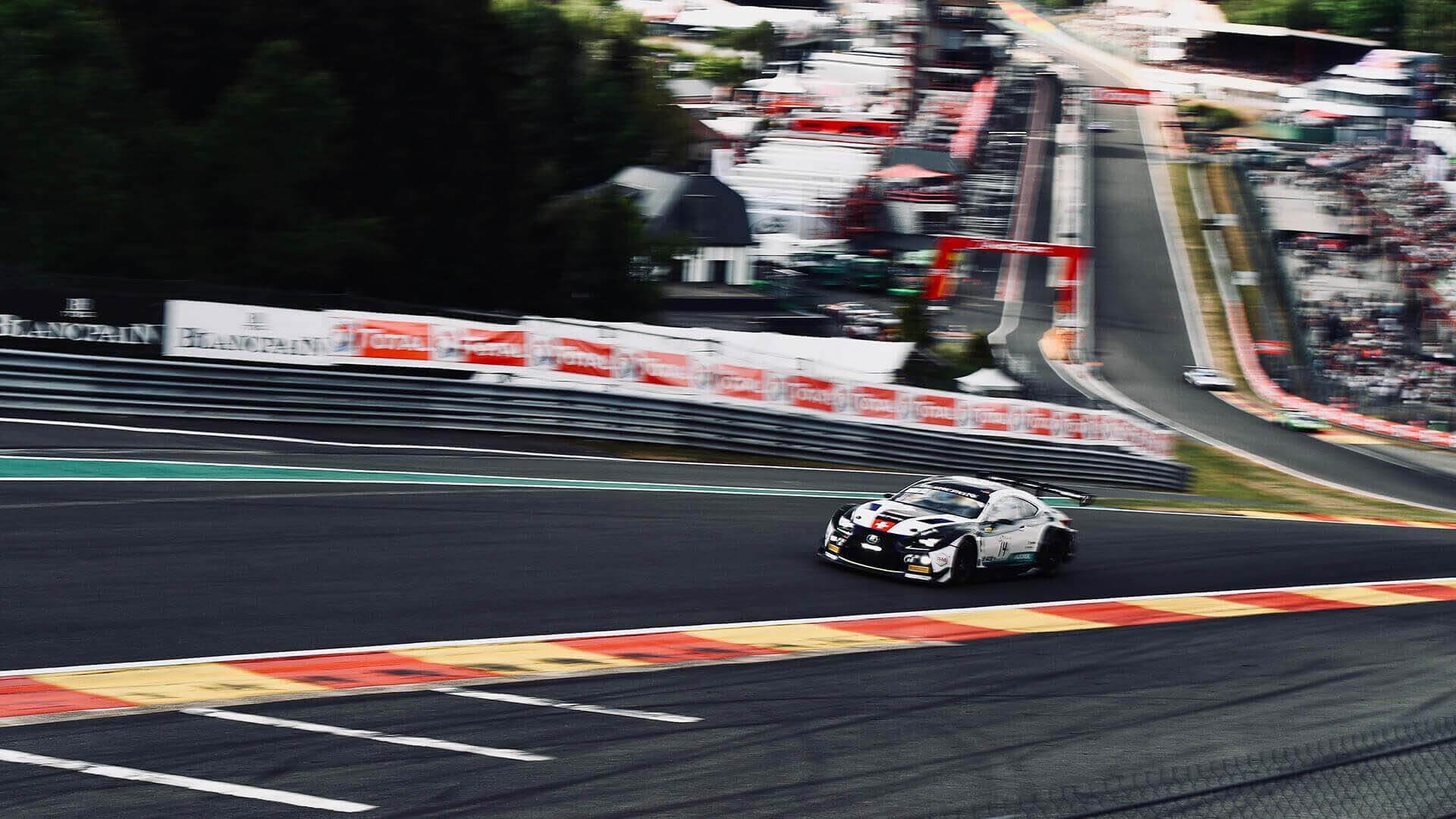 2018 lexus rc f gt3 24 hours spa 06