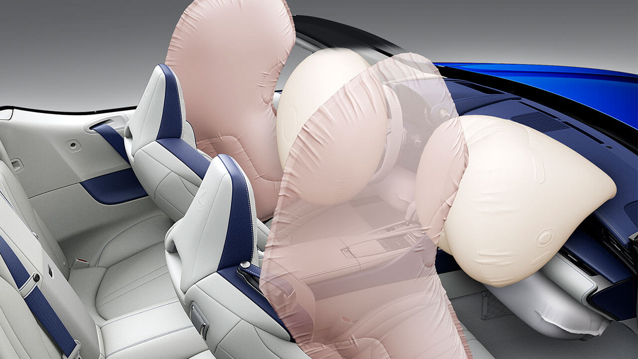 2020 6 airbags