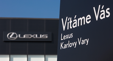 Lexus KV Image