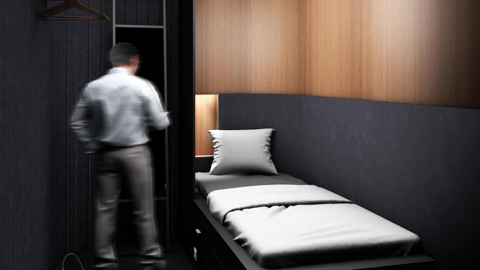 11 sleeping room hotspot
