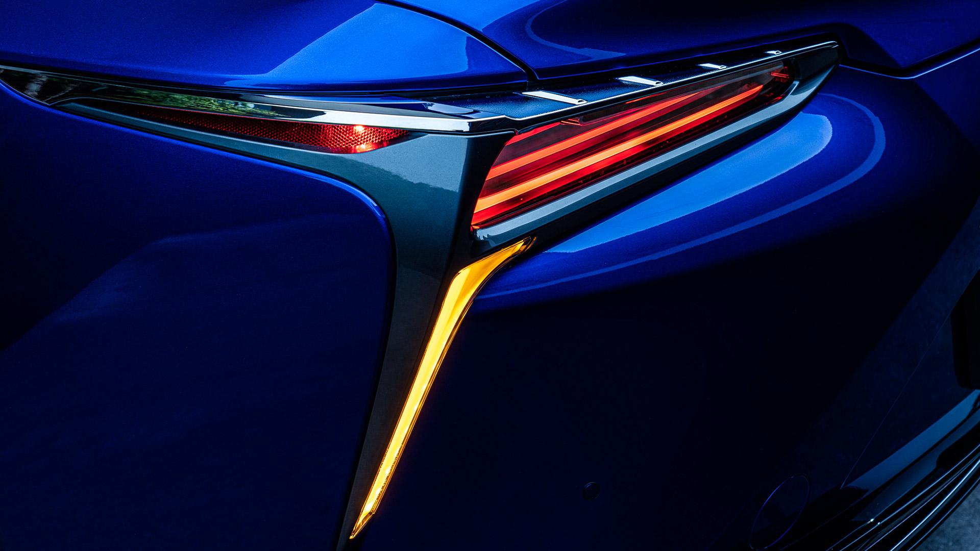 Lexus LC Cabrio Detail
