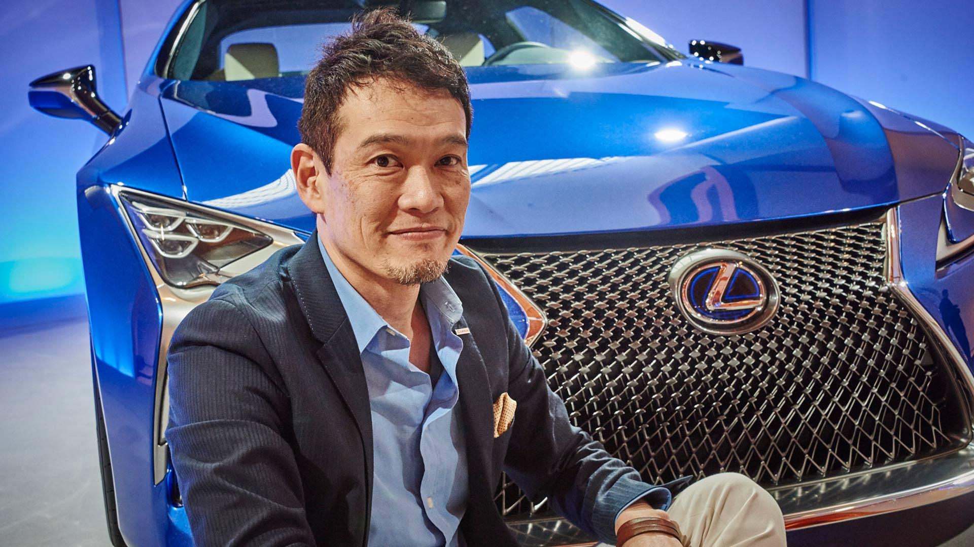 Lexus LC Cabrio Designer