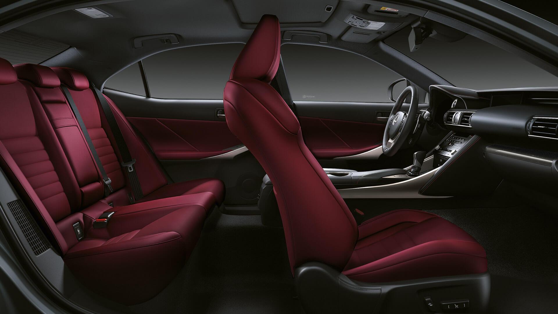 Lexus IS Interior Sitze