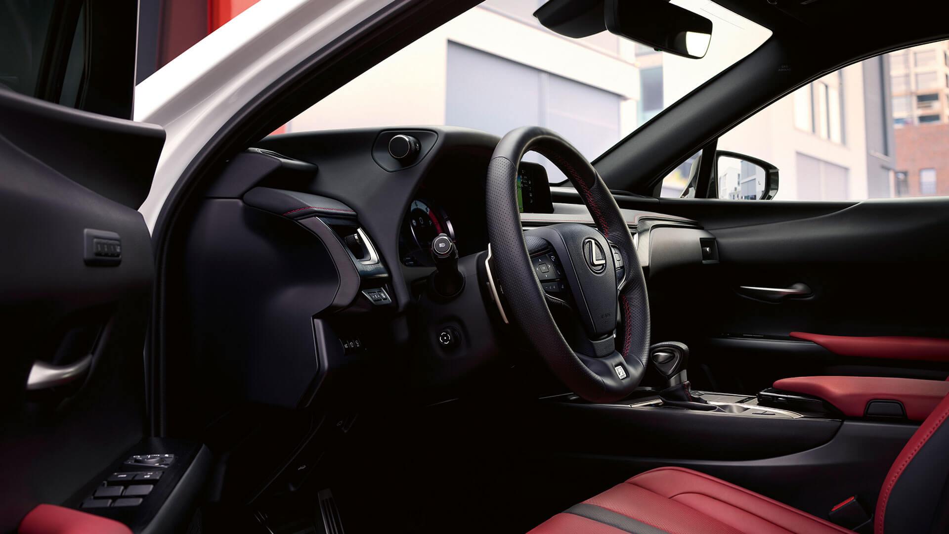 Lexus UX Interior Lenkrad