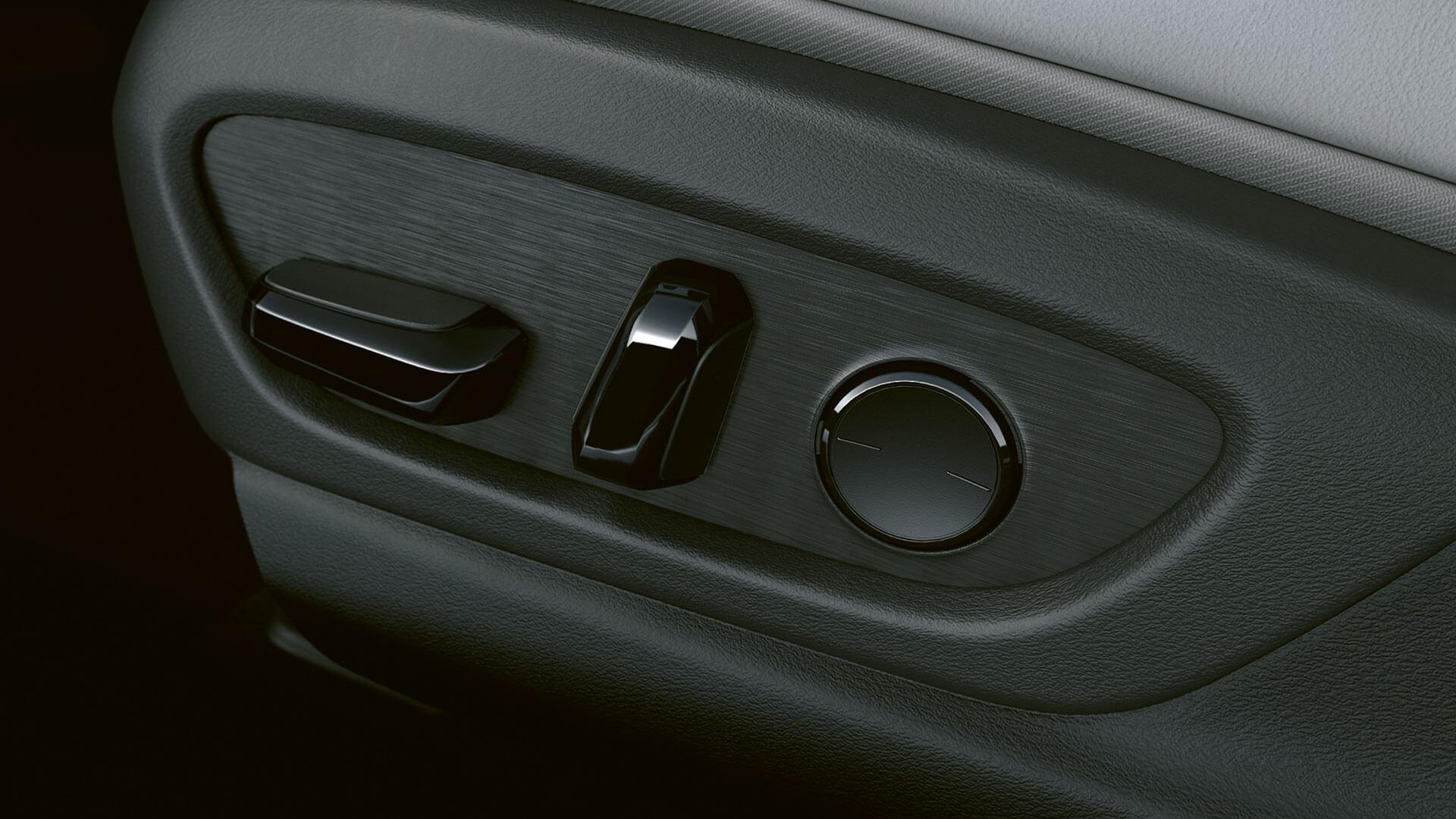 Lexus UX innenraum Detail