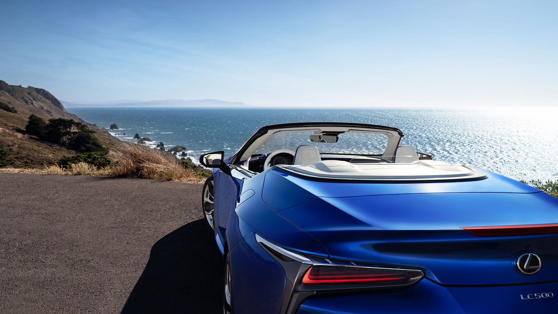 2020 lexus lc covertible gallery 07 exterior