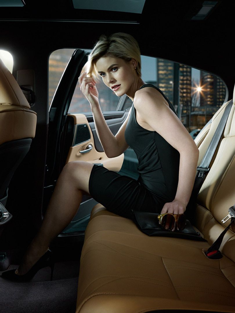 Lexus ES Taxi Luxory