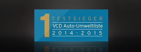 VCD UMWELTLISTE Image