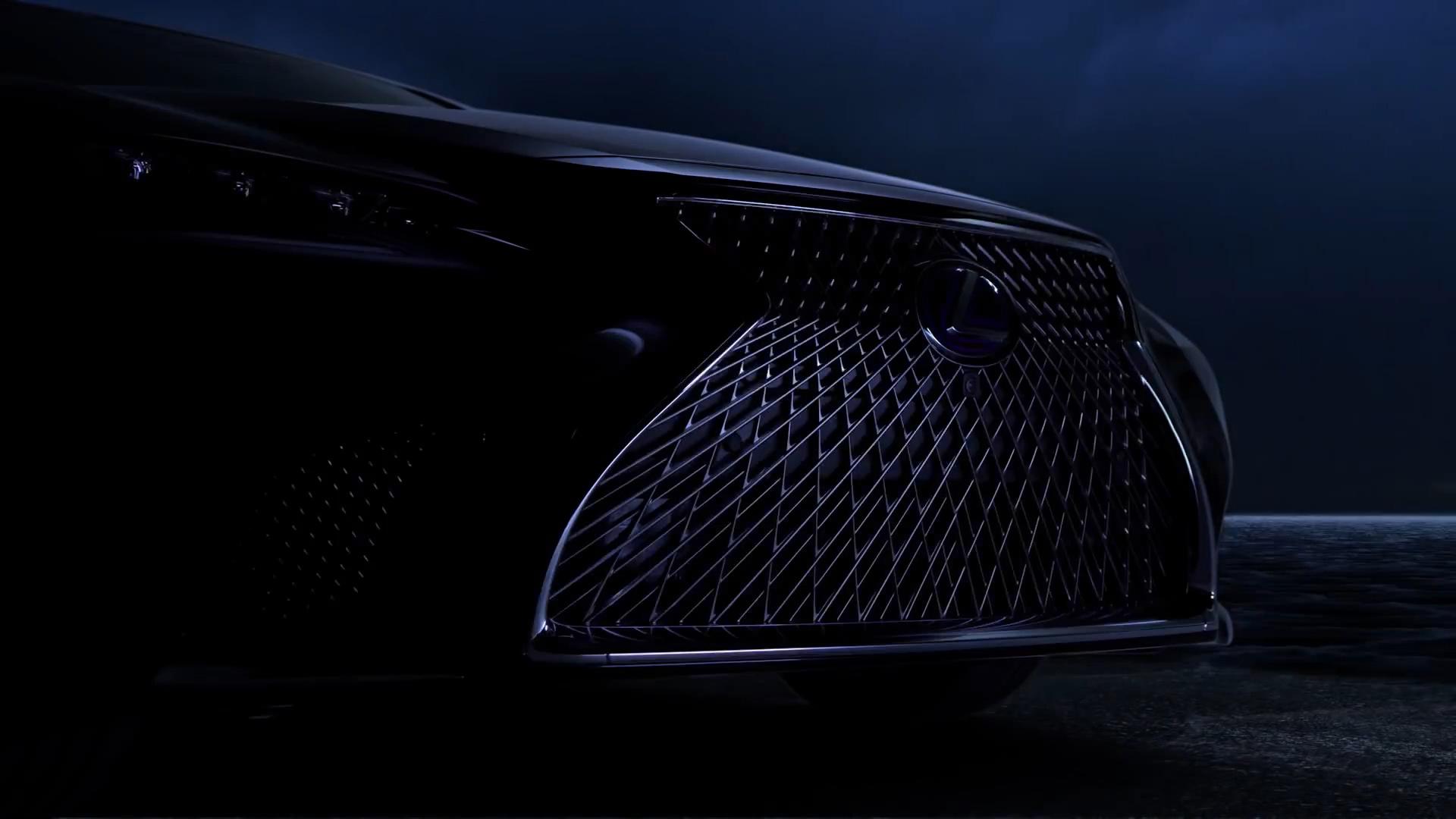 Lexus LS Hybrid Kühlergrill