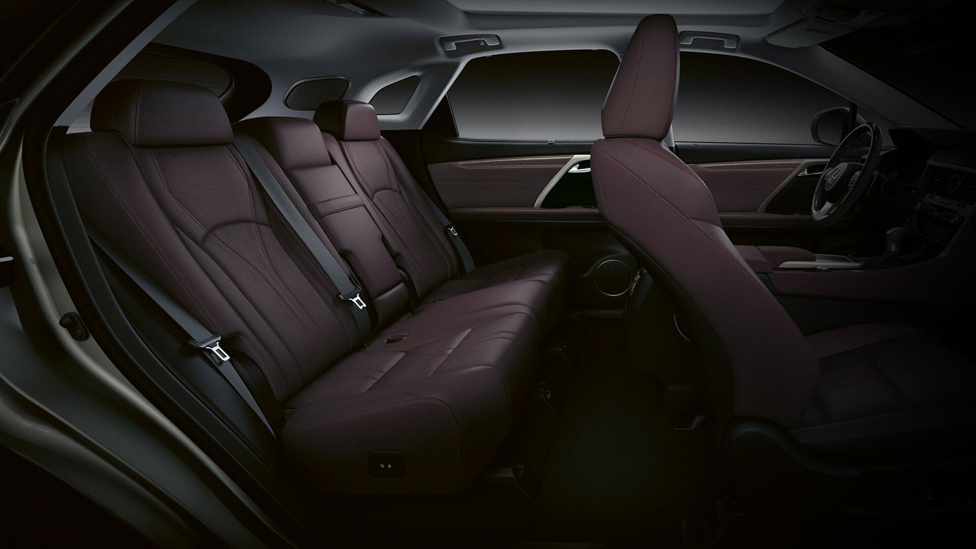 2019 lexus rx hotspot interior heated leather rear seats