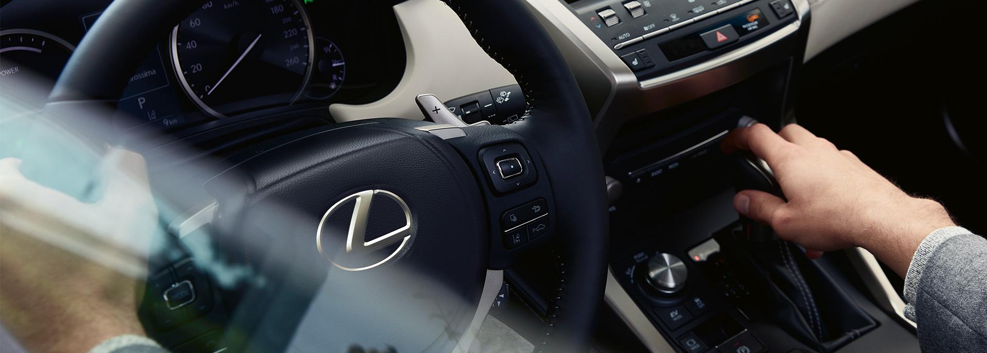 Lexus in Business hero