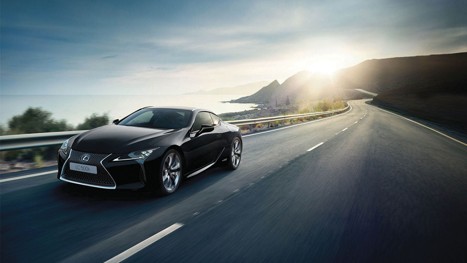 lexus performance hub lc 500h