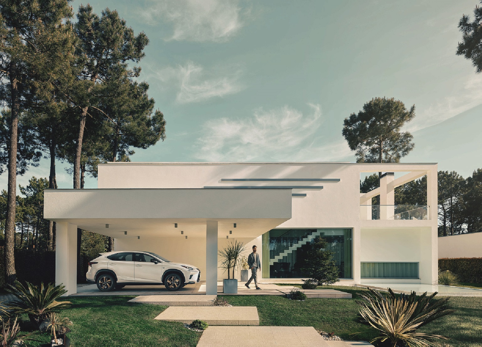 2018 Lexus NX House Side Profile SL