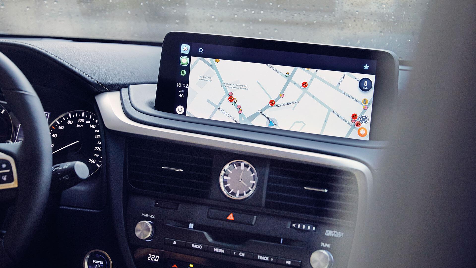 2019 lexus rxl hotspot lexus premium navigation