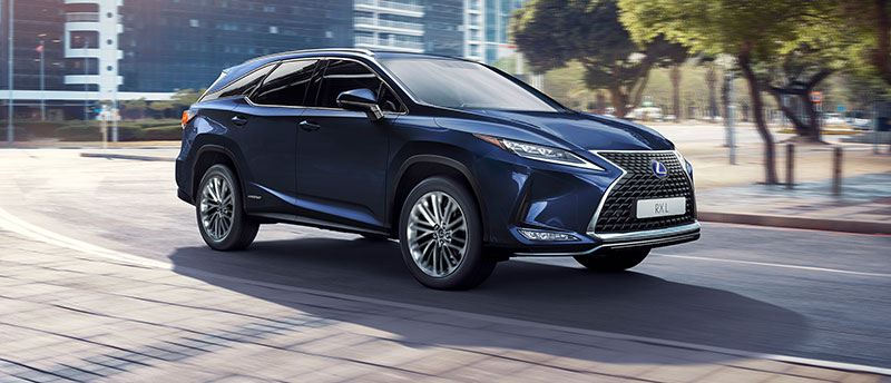 2020 lexus other models rxl