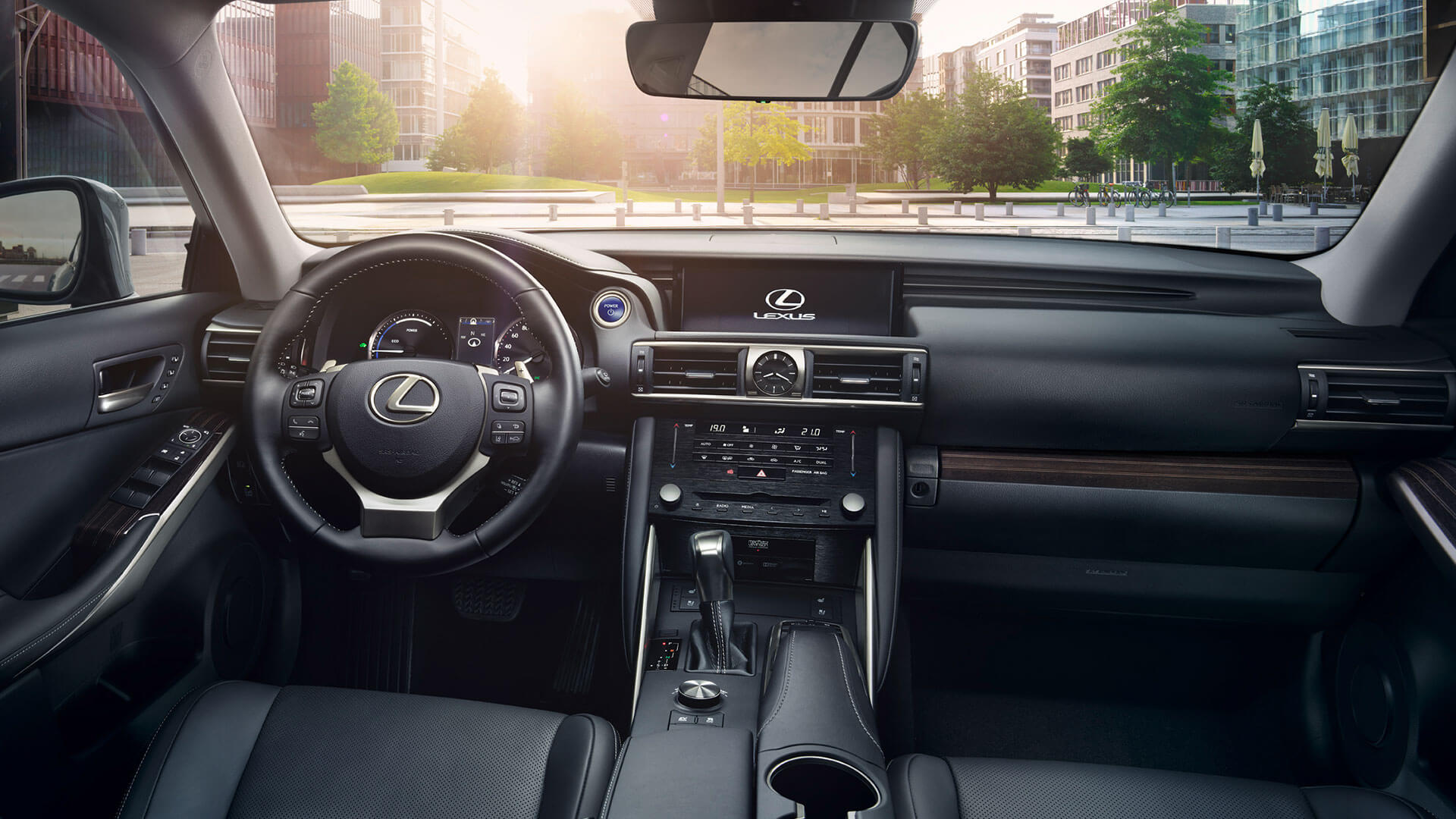 2017 lexus is gallery 024 interior
