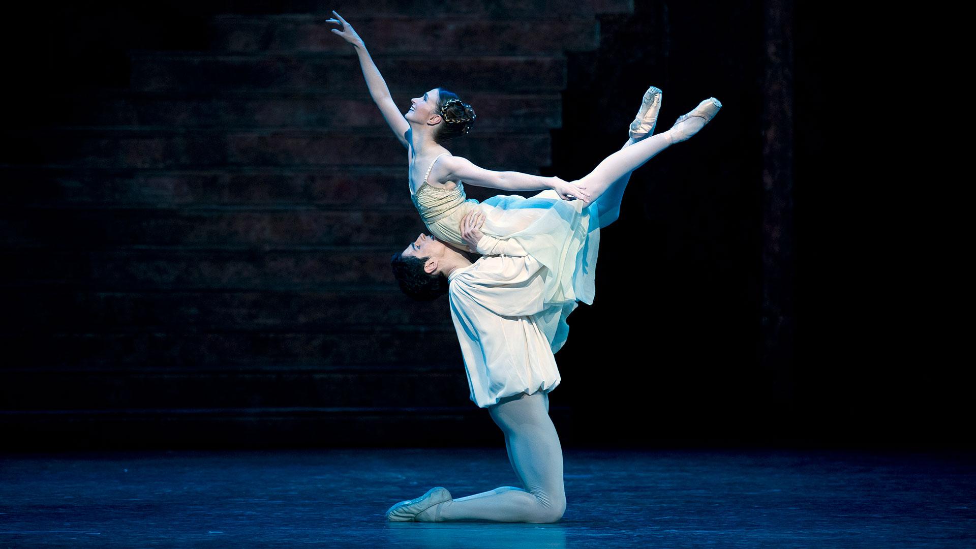 Ballet hero asset