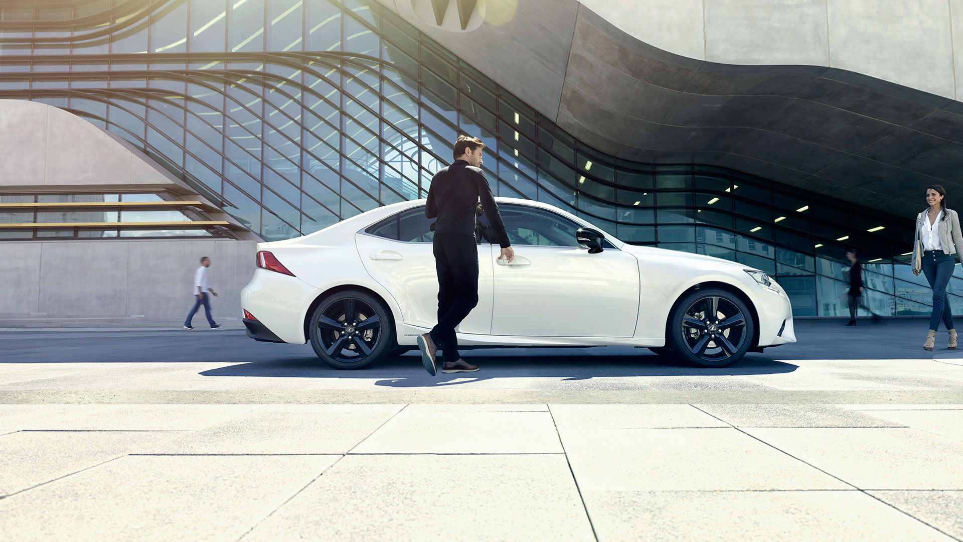 Lexus diesel Lexus hero asset