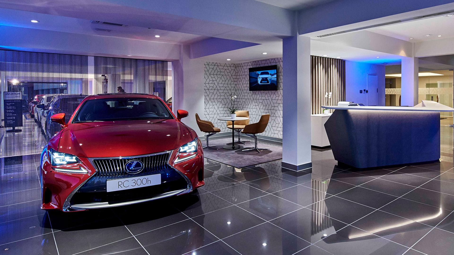 Lexus inaugura en La Coruña hero asset