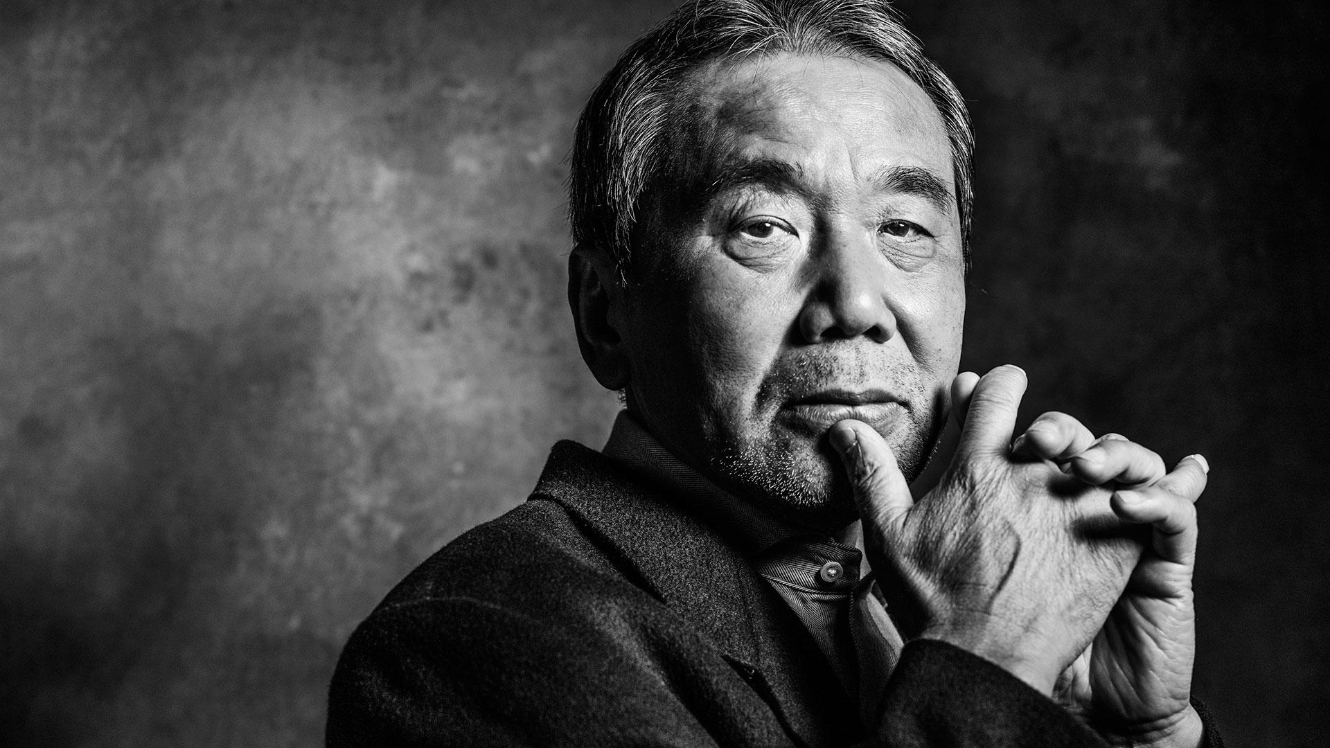 Murakami el escritor japonés hero asset