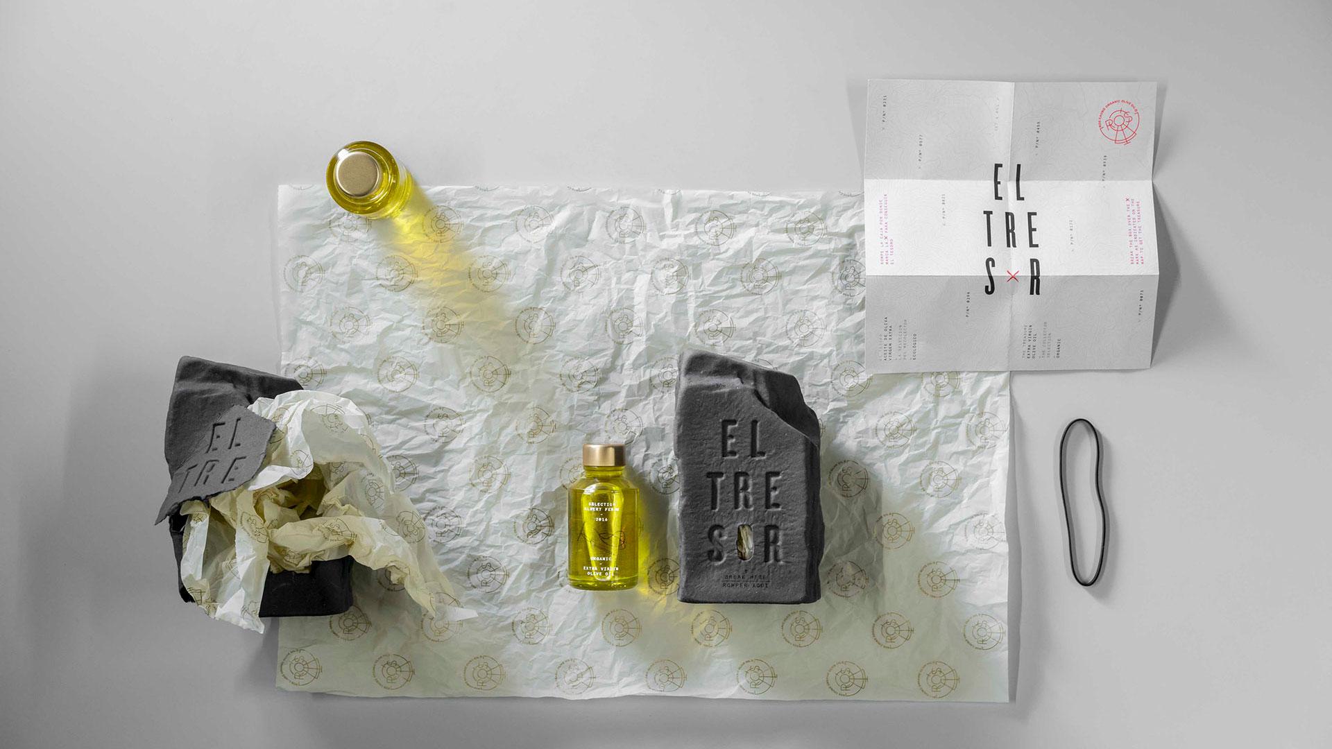 Imagen del aceite de oliva El Tresor