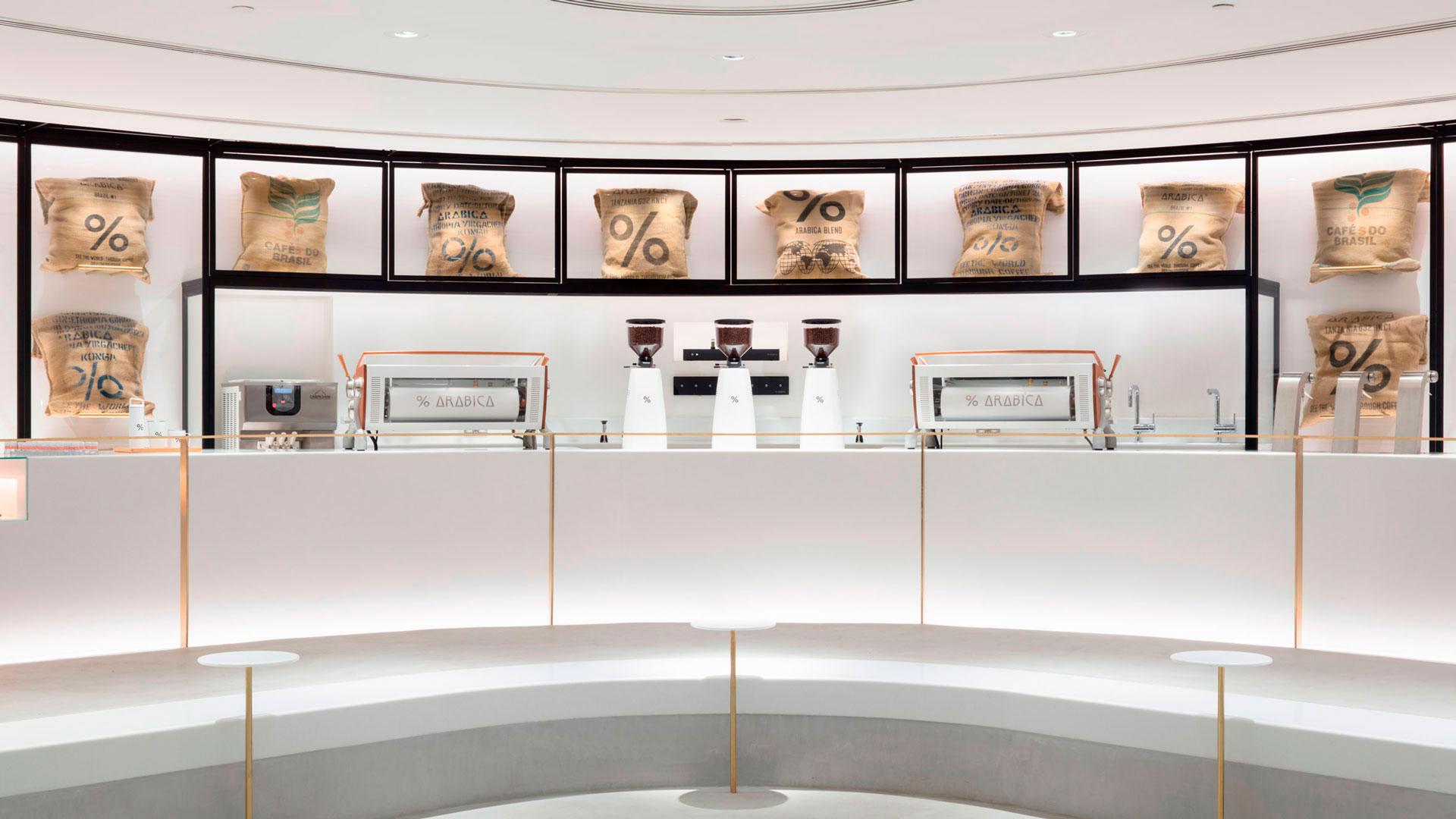 Nendo y su nuevo Coffee Shop hero asset
