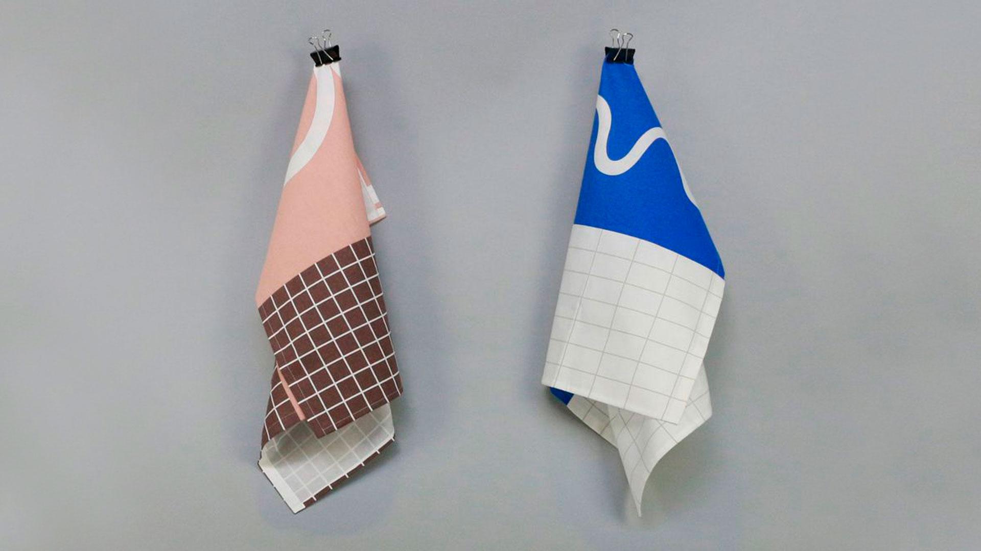 Artículos diseñados por Tom Pigeon para Barbican Shop en exclusiva
