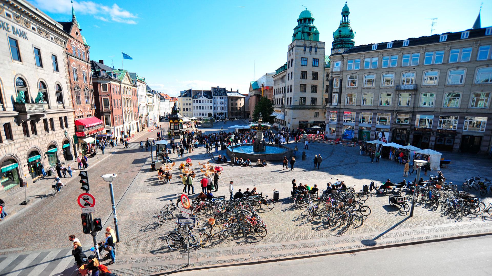 Imagen de la ciudad de Copenhague Dinamarca