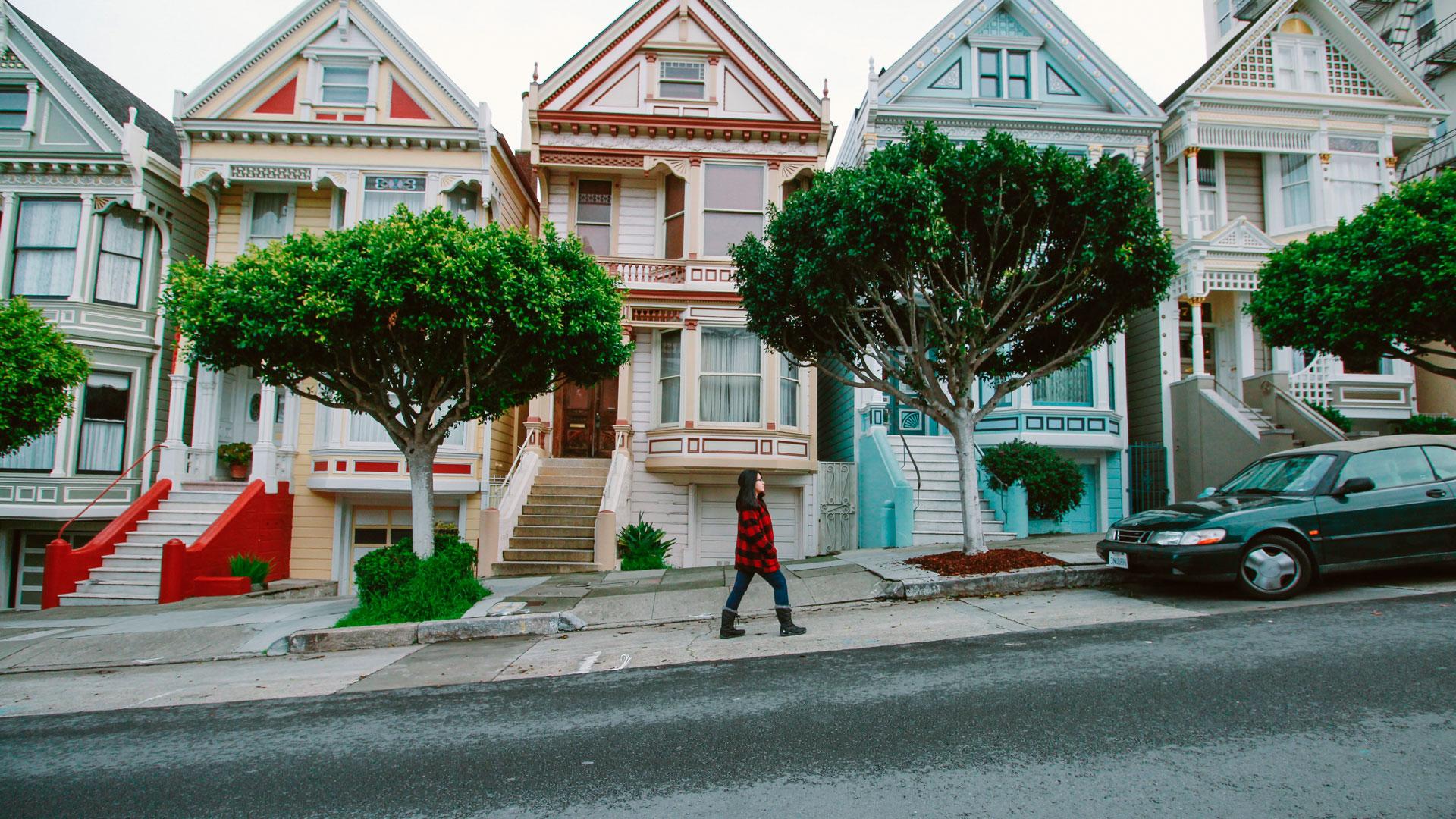 Imagen de la ciudad de San Francisco en Estados Unidos