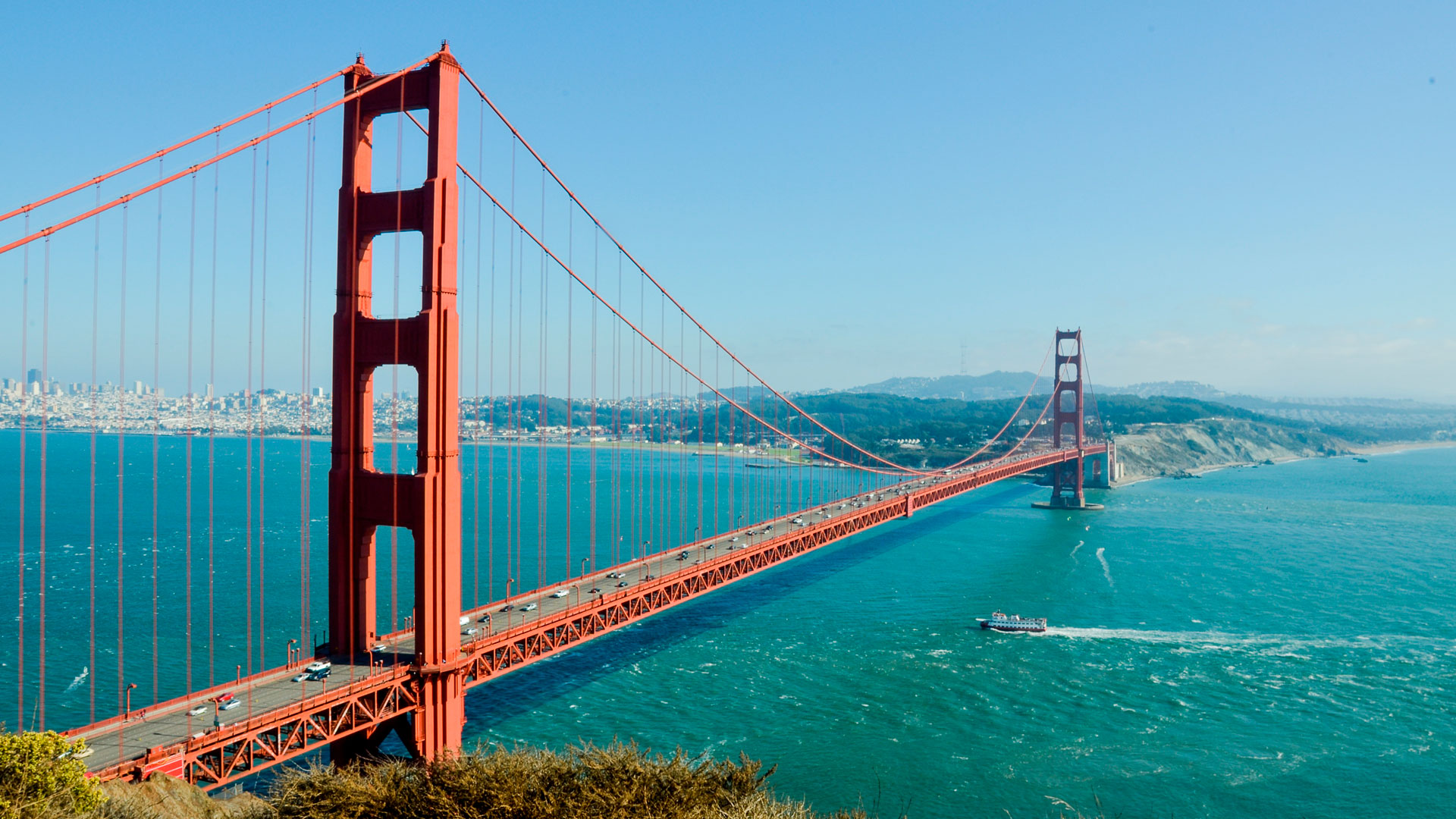Ciudades Lexus San Francisco hero asset