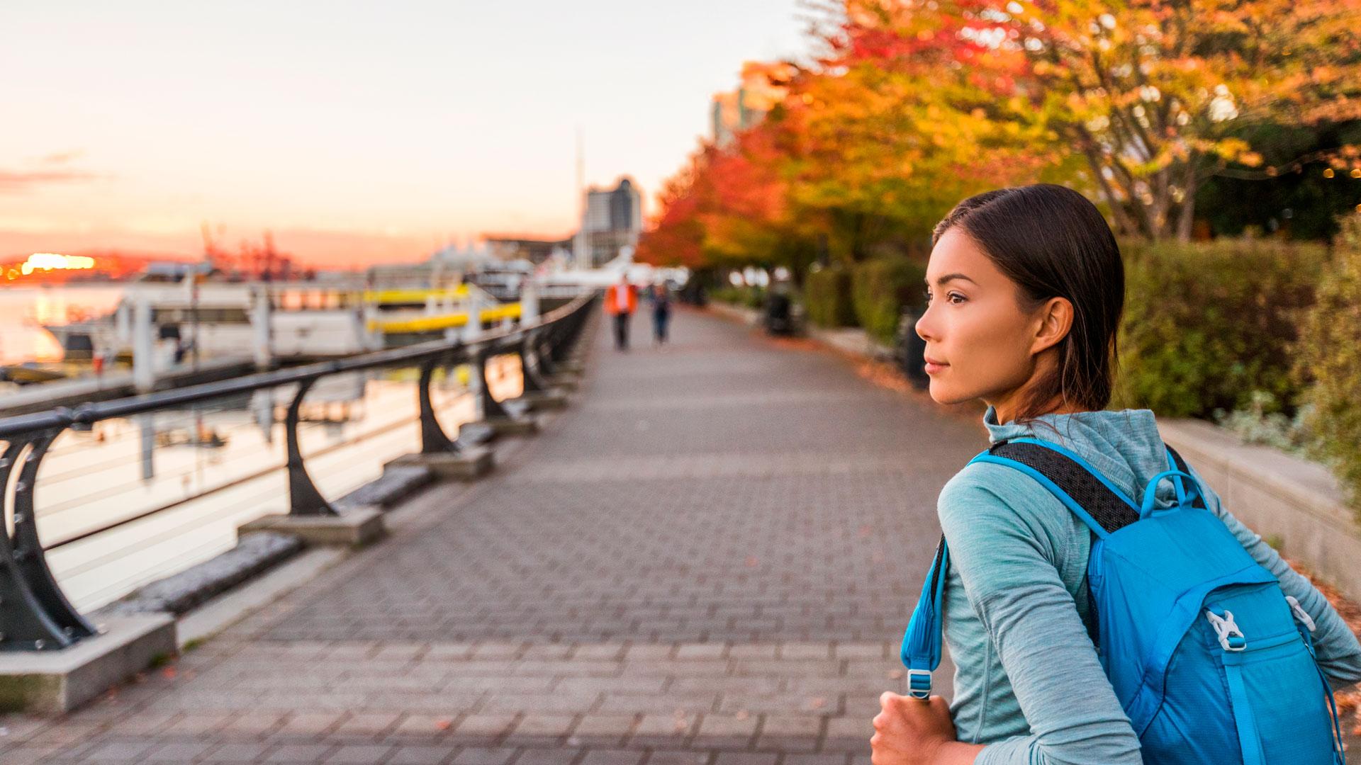 Imagen de la ciudad de Vancouver una de las más sostenibles del mundo