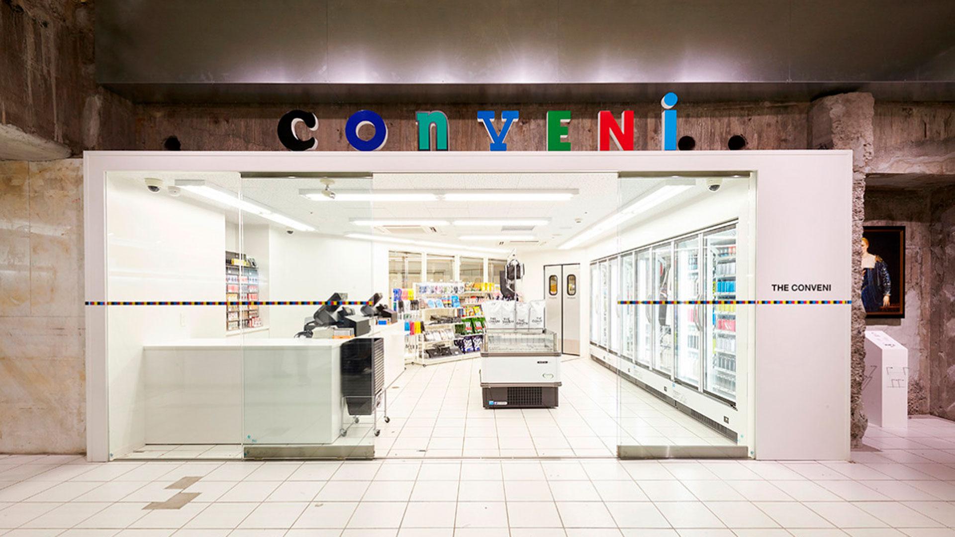 Imagen de la tienda The Conveni en Tokio