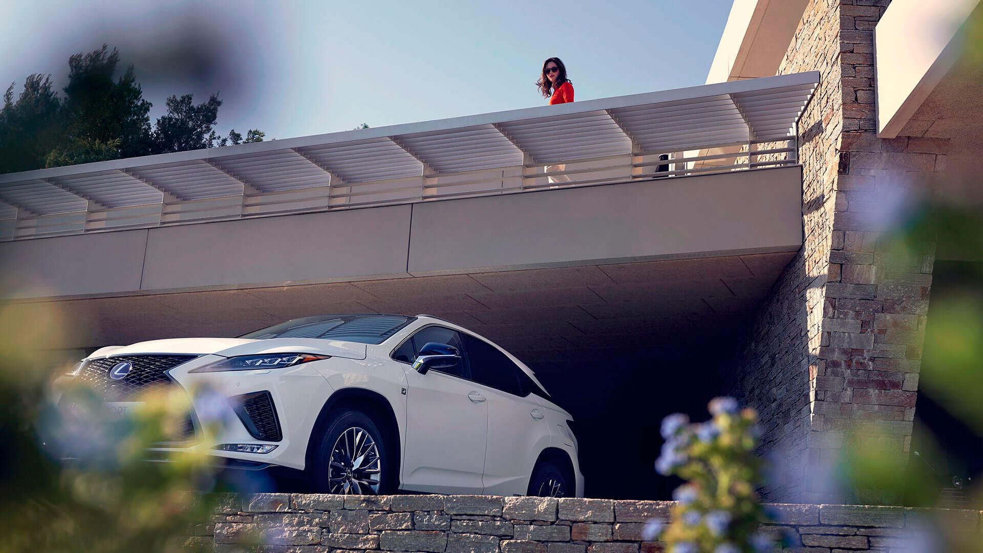 Cuidado de tu Lexus en cuarentena hero asset