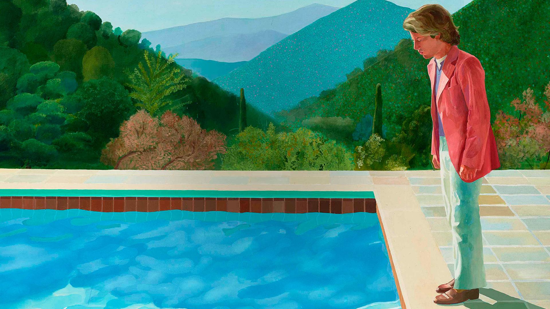 David Hockney y el siglo XX hero asset