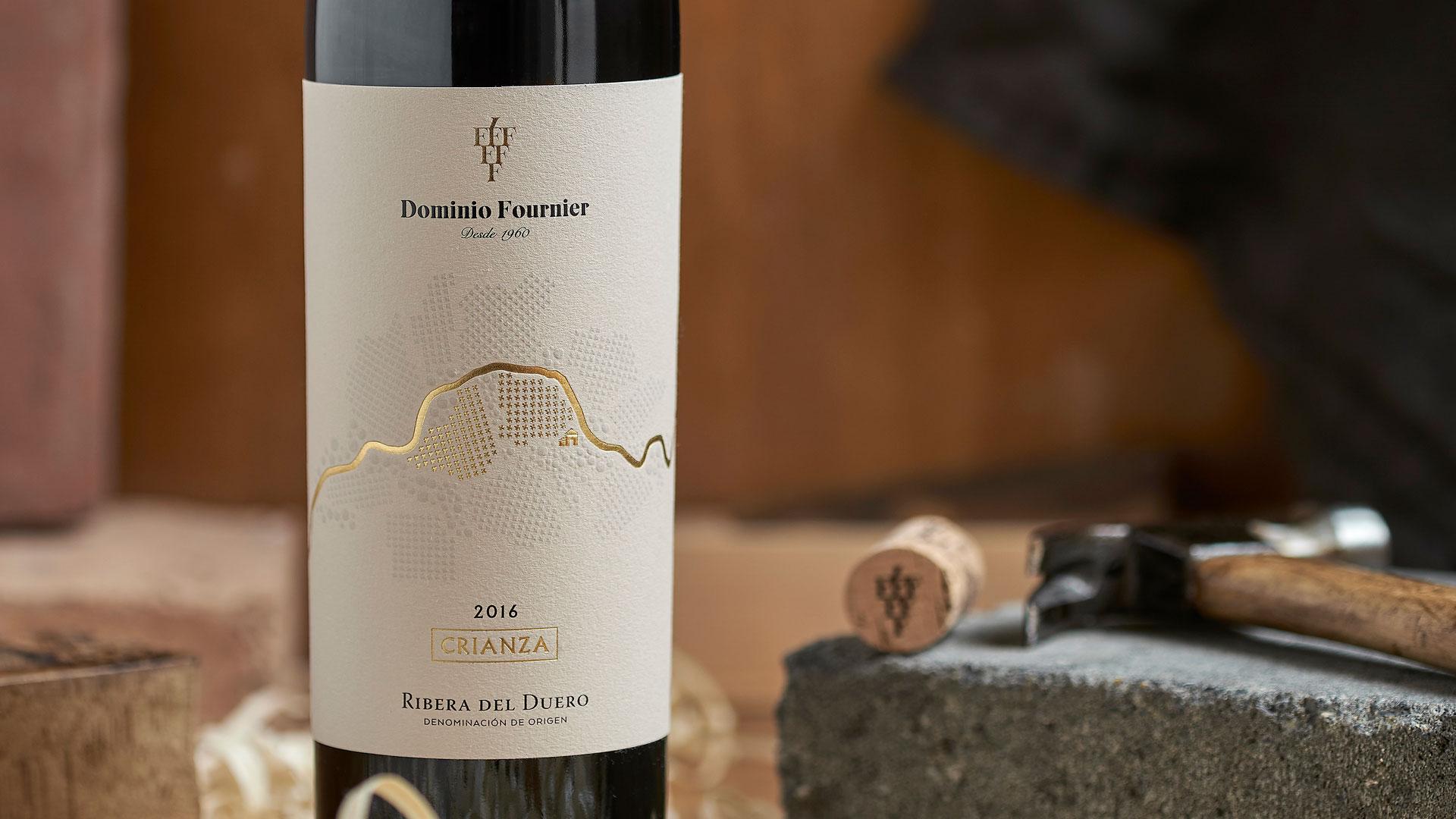 Imagen del vino Dominio Fournier