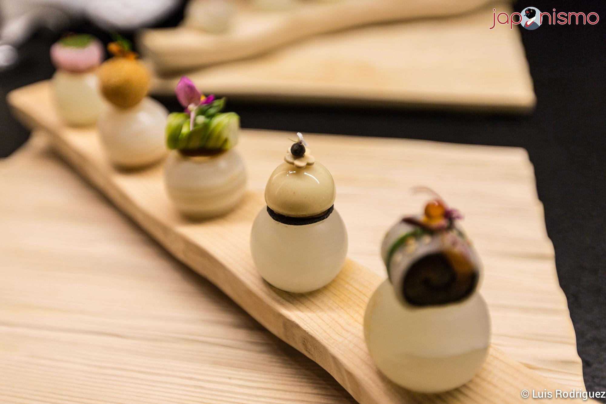 Imagen de objetos japoneses