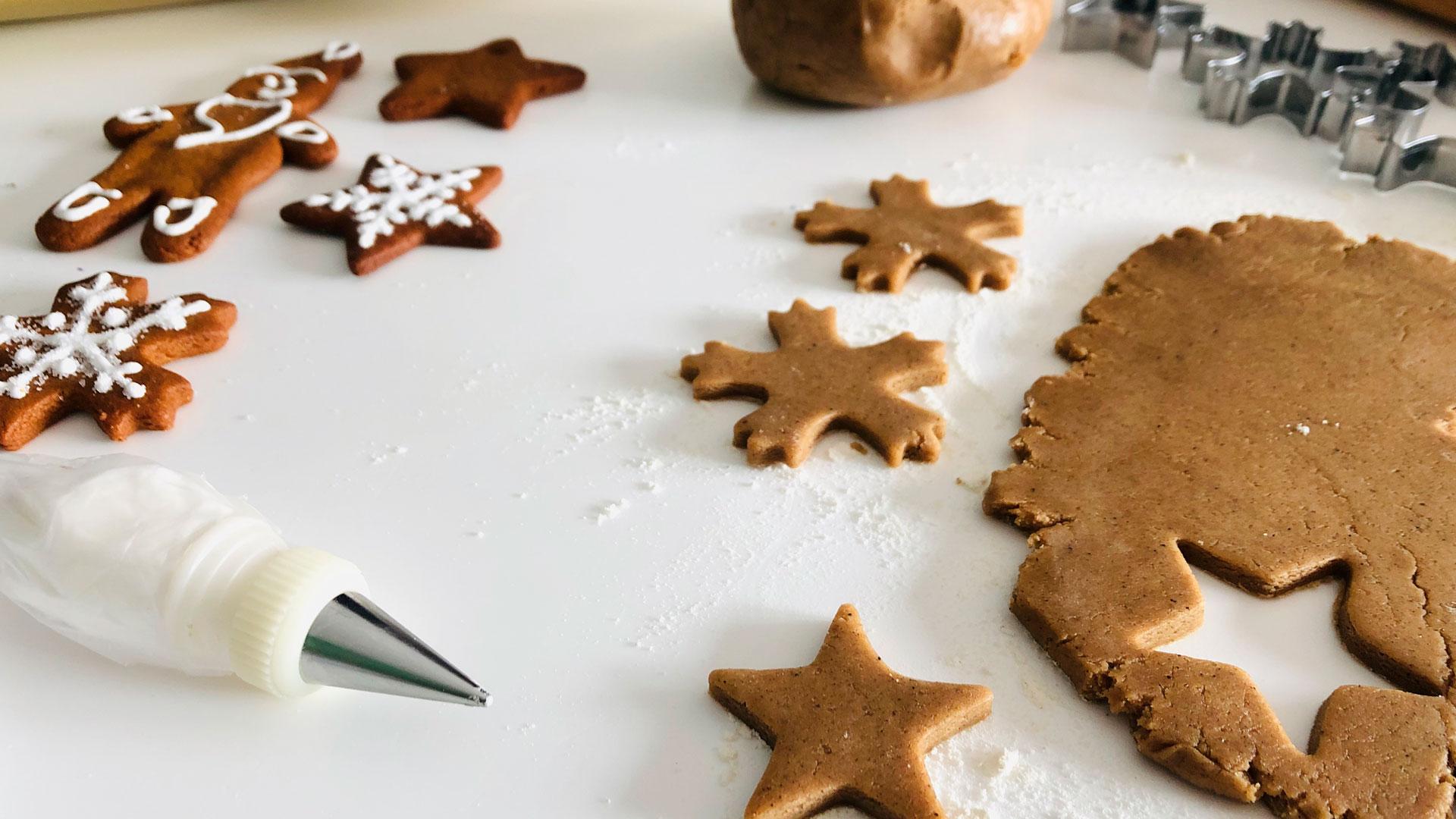 Imagen de galletas de gengibre