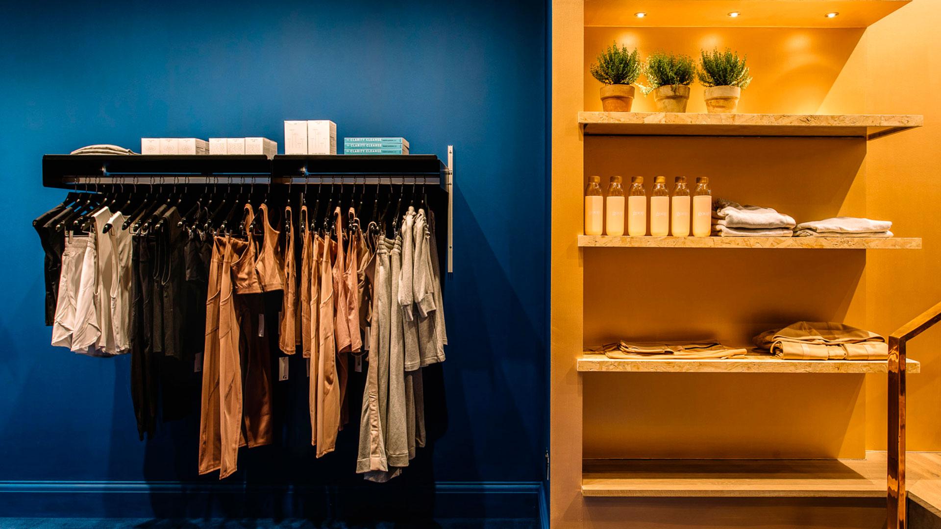 Imagen de la tienda que Goop ha abierto en Londres
