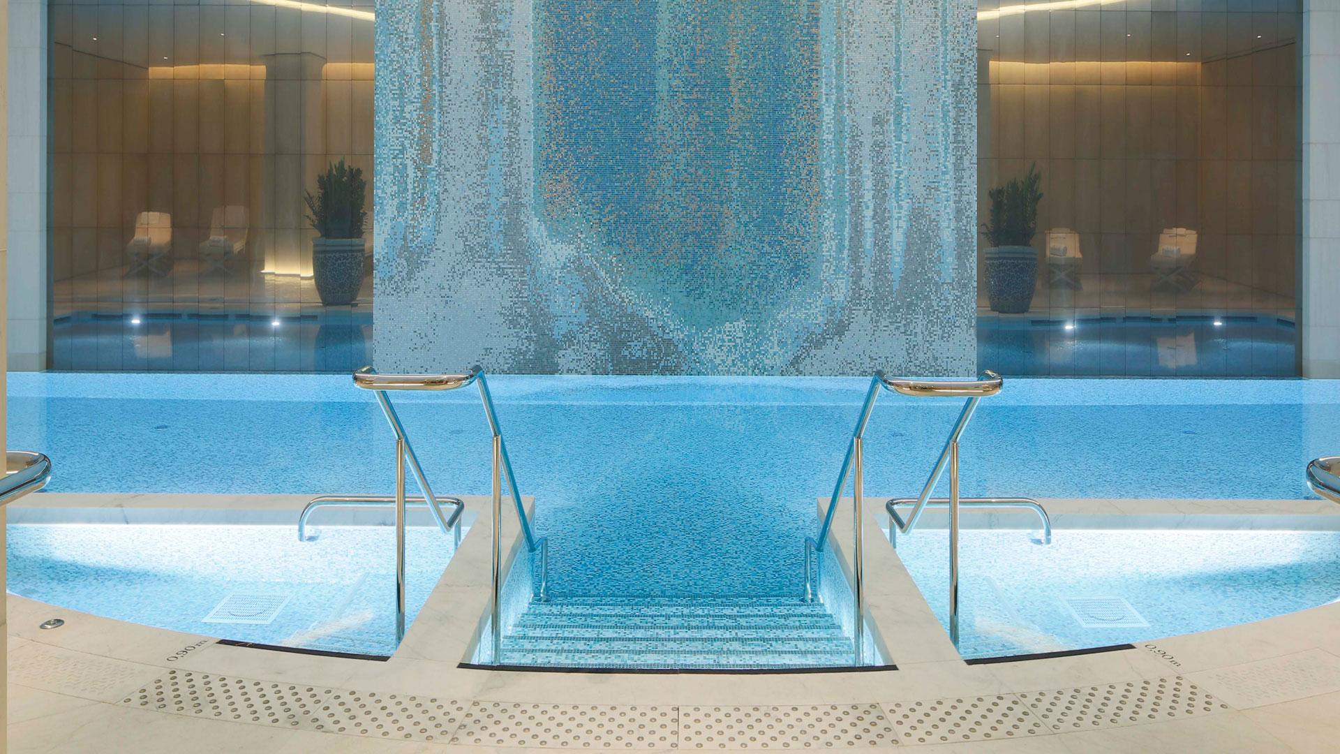Imagen del hotel Peninsula en Paris